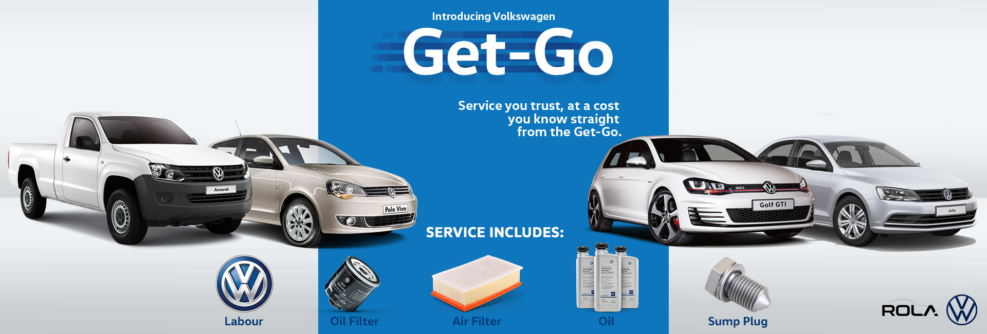 The VW The Get Go Offers