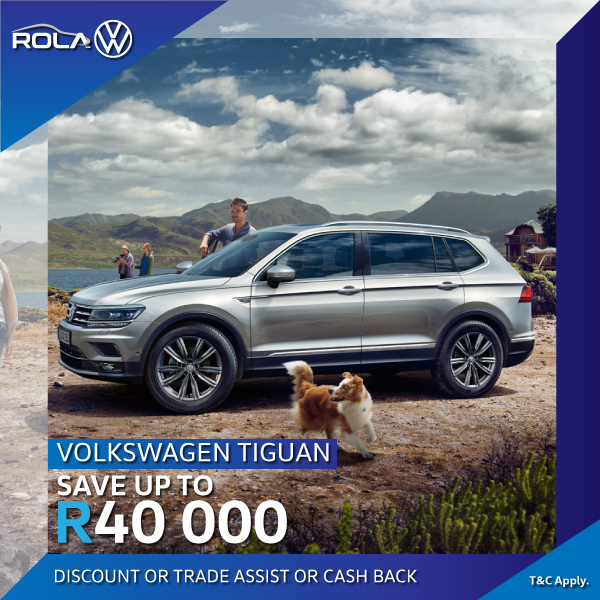 VW Tiguan Save Offers