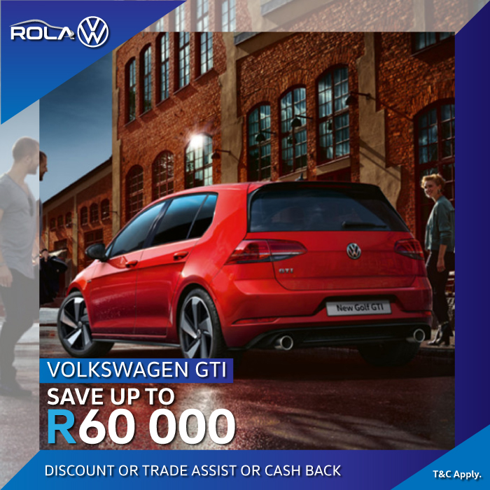 VW GTI Save Offers