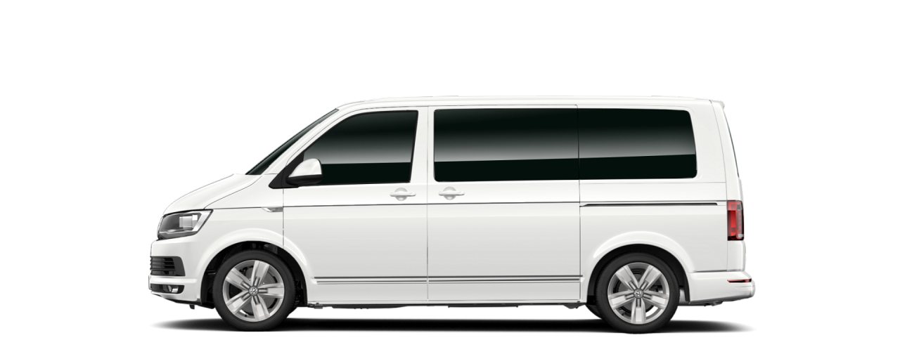 The VW Caravelle