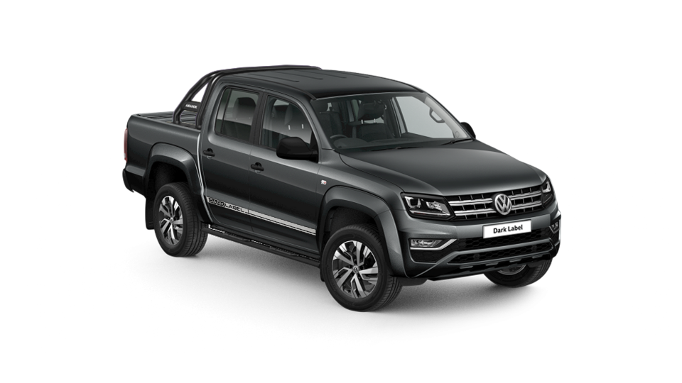 The VW Amarok Double Cab