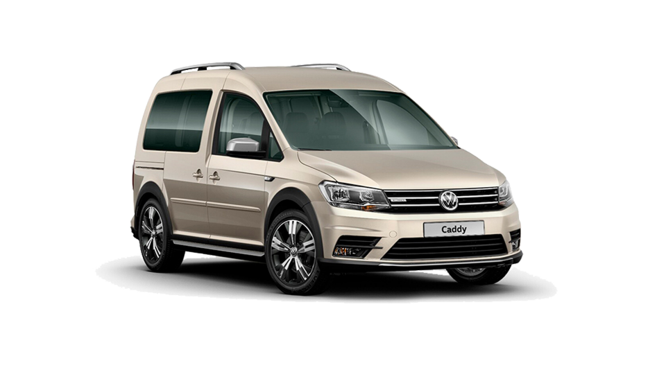 The VW Caddy Trendline and Alltrack