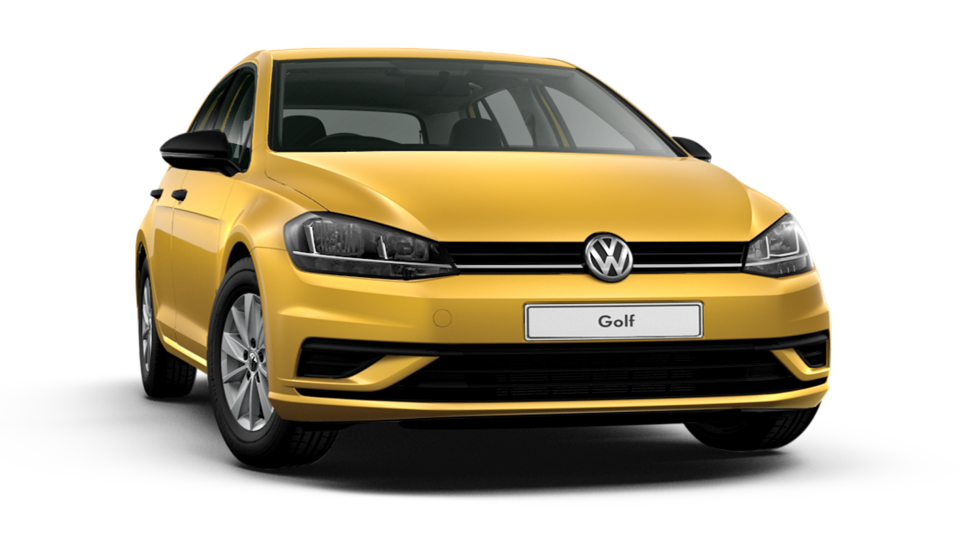 The New VW Golf