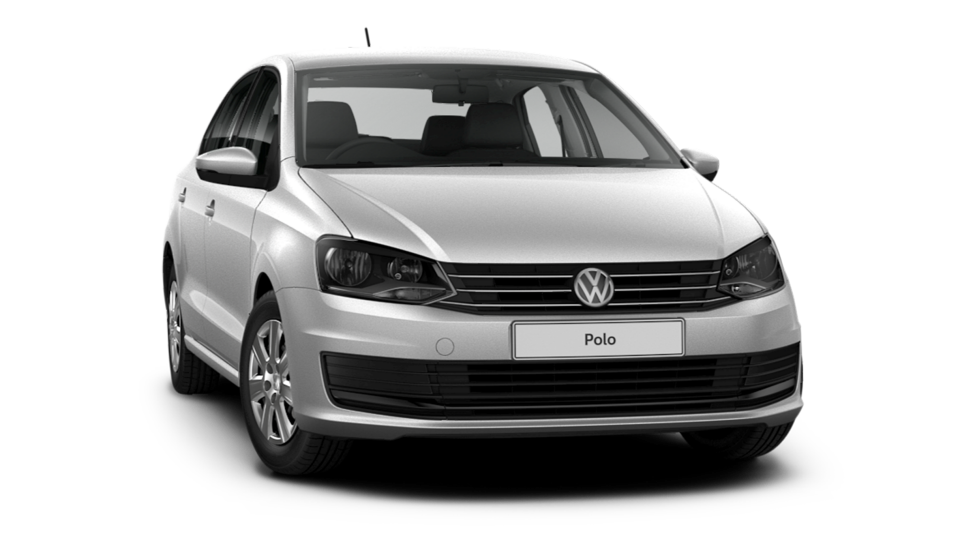 The VW Polo Sedan