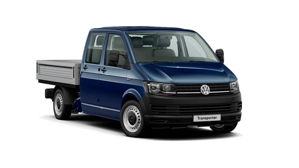 The VW Transporter Cab Range