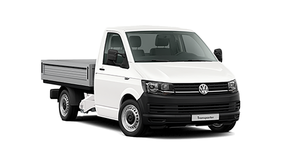 The VW Transporter Single Cab